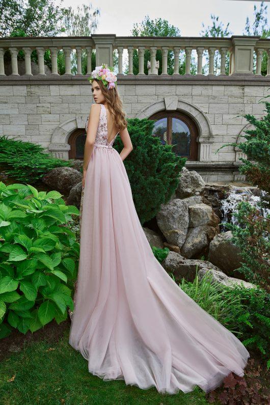 Evening Dress V-171