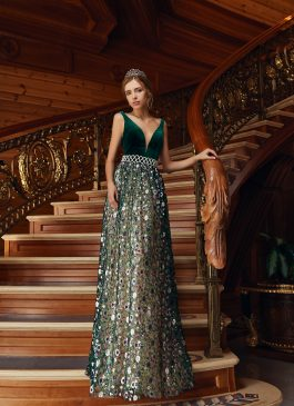 Evening Dress VN-023