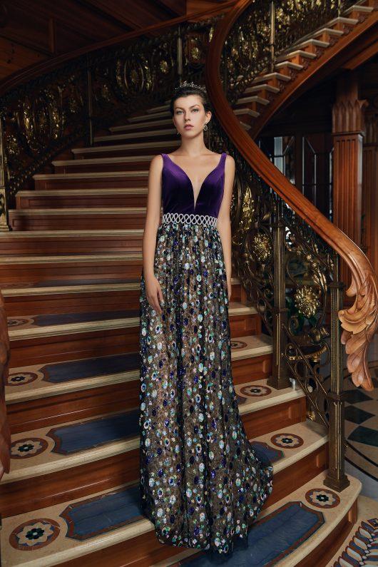 Evening Dress VN-023