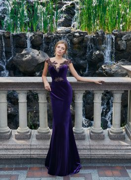 Evening Dress VN-034